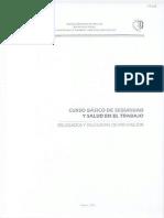 Curso de capacitacion para delegados de prevencion inpsasel