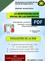 1. La Responsabilidad Social