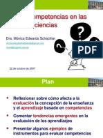 2007 Edwards Schachter Evaluar Competencias en Las Clases de Ciencias