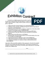 Exhibition Contract