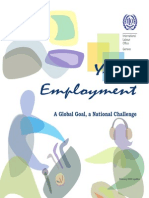 Youth Employment Programme Brochure