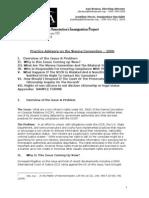 Vienna Convention Practice Advisory FINAL 2-06 (1)