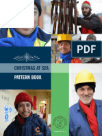Christmas at Sea Pattern Book