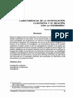 De La Cuesta_Caracteristicas de La Investigacion Cualitativa