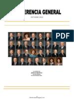 Conferencia General Octubre 2012