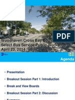 Woodhaven Public Workshop - Presentation
