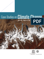 Case Studies on Climate Change & World Heritage