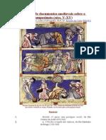 RICARDO DA COSTA - Extratos de Documentos Medievais Sobre o Campesinato