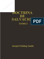 Doctrina de Salvacion Tomo 1