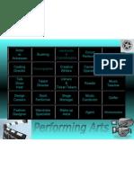 Performing Arts Hotquilt