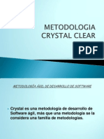 Metodologia Crystal Clear