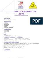 to Nac Cri de Ruta - 08 Nov