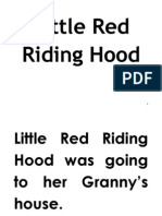 Little Red Riding Hood BIG