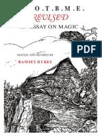 S.S.O.T.B.M.E An Essay on Magic by Ramsey Dukes.pdf