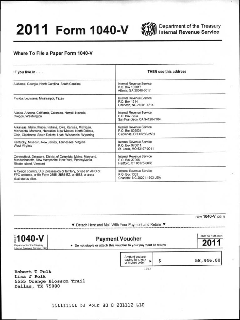 TAX Return Project   Irs Tax Forms   Tax Deduction