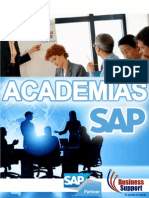Descripcion Academias SAP