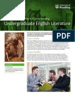 ISS UG English Literature 2014