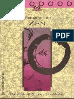 David Scott e Tony Doubleday Elementos Do Zen