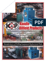 Kandle Oilfield Products Catalog (Drilling)