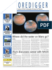 The Oredigger, Issue 25 - April 28, 2014