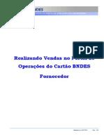 Manual Do Fornecedor - Vendas Indiretas