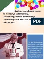 PENYELESAIAN MASALAH DARAB TAHUN 3