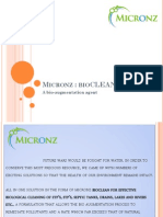 Micronz bioCLEAN