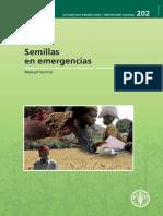 Semillas en Emergencia FAO