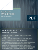 Electro Magnetismo