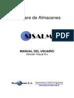 Manual Sisalm