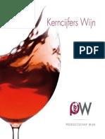 Productschap Wijn Kerncijfers wijn 2008