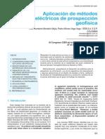 Aplicacion de Metdos Electricos-ProspGeofisica