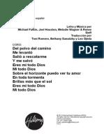 LIFELINE - Spanish Official Translation