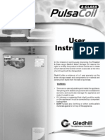 PulsaCoilAClass User Manual (boiler)