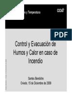 Control y Evacuacionde de Humos y Calor