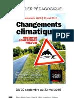 EMF Dossier pédagogique Climats