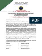 NUEVA CONVOCATORIA  XVII ASAMBLEA NACIONAL ANEF 2014.docx