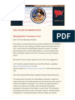 bulletin - buying into common core