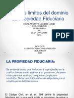 PROPIEDAD FIDUCIARIA EXPOCISION