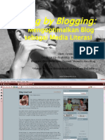 Writing by Blogging