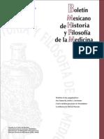 Boletín Mexicano de Medicina