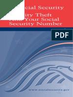 SSN Theft Help
