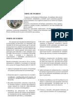 Catálogo de estudios Odontologia