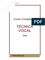 Curso de Canto Tecnica Vocal.doc