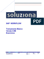 ABAP - Workflow Básico Exercícios