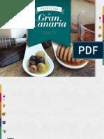 Gran Canaria Productos Sabores