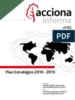 Accionainforma45[1] - Plan Estratégico Acciona Agua