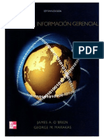 Sistemas de Informacion Gerencial - OBrien Marakas - 7ed 2006