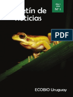 Revista 1- ECOBIO Uruguay