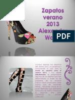 Zapatos Verano 2013 Alexander Wang